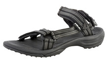 Teva Terra Fi Lite Women's double zipper black